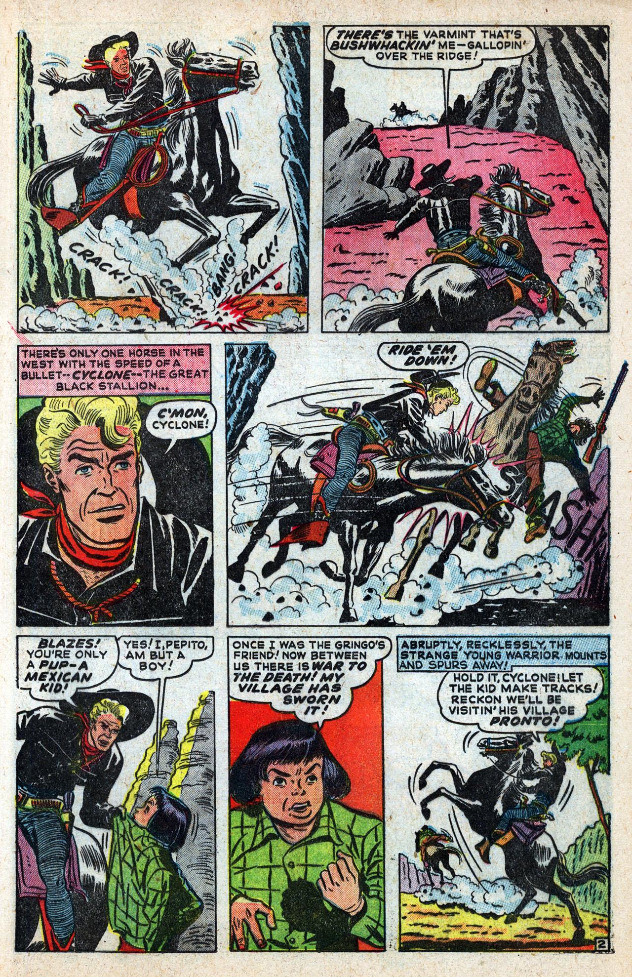 Read online Two-Gun Kid comic -  Issue #4 - 29