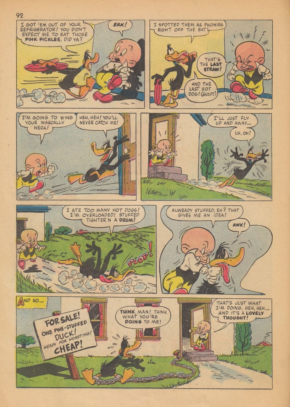 Bugs Bunny's Christmas Funnies issue TPB 4 - Page 94