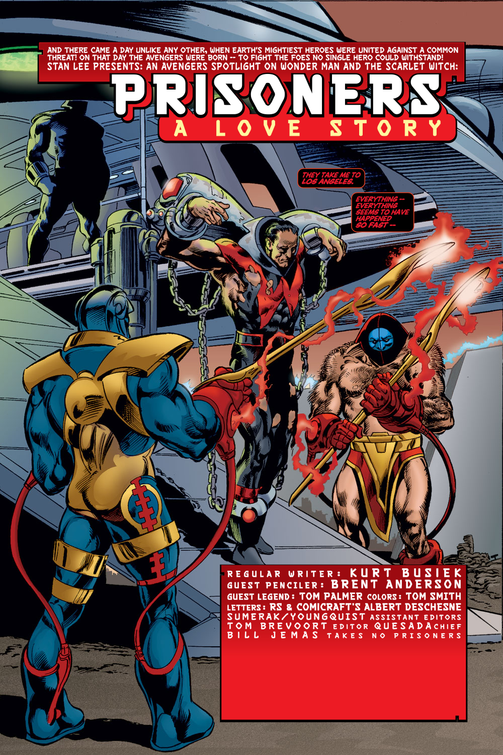 Read online Avengers (1998) comic -  Issue #51 - 2