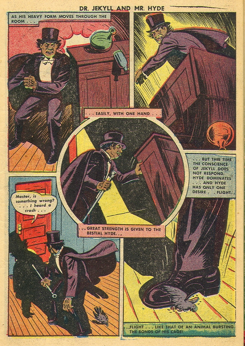 Classics Illustrated issue 13 - Page 13