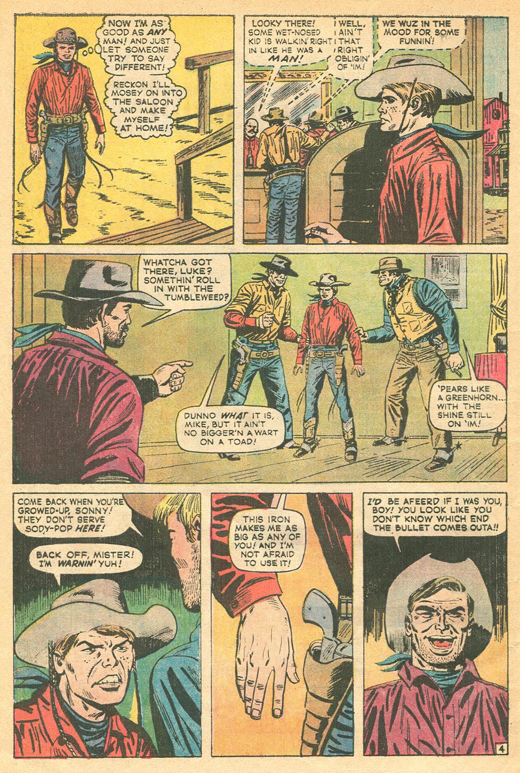 Read online Two-Gun Kid comic -  Issue #115 - 8
