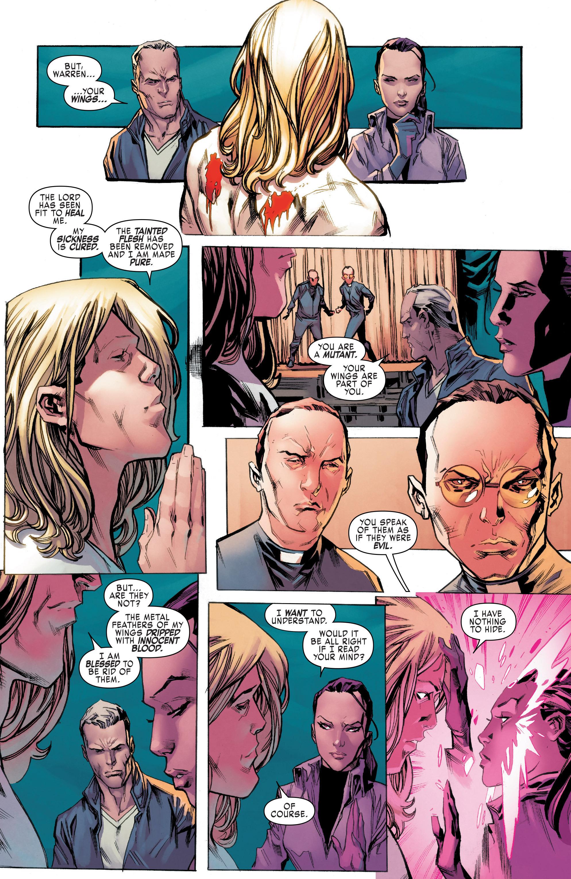 Read online Uncanny X-Men (2016) comic -  Issue #7 - 12