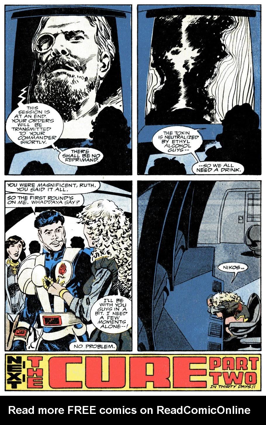 Strikeforce: Morituri 14 Page 23