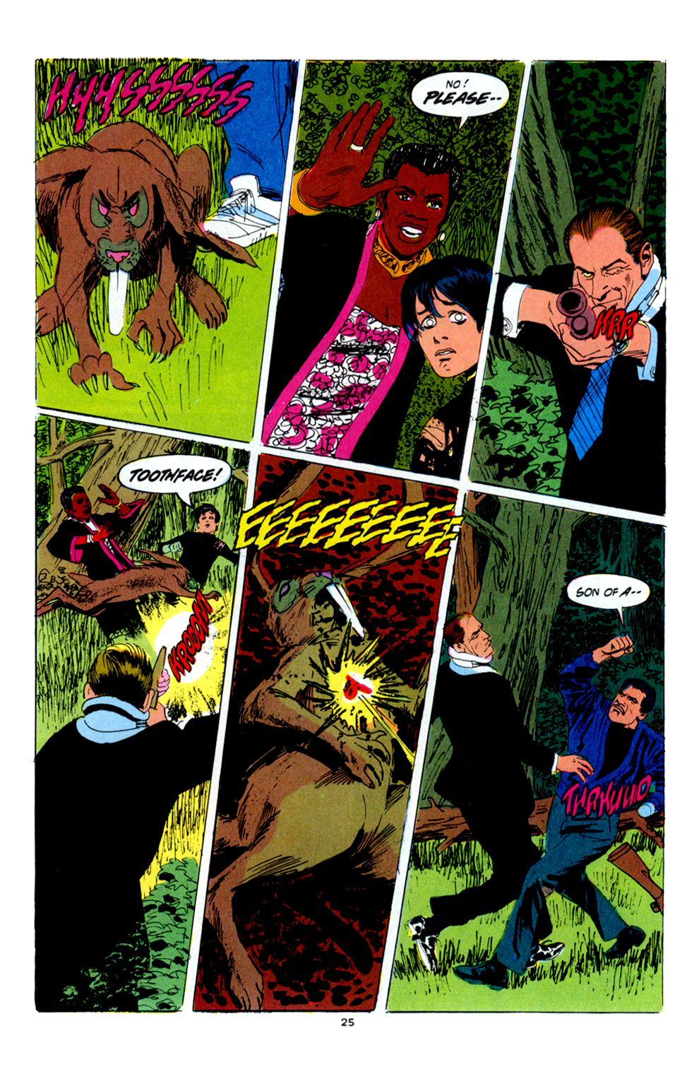 Read online Powerline comic -  Issue #6 - 27