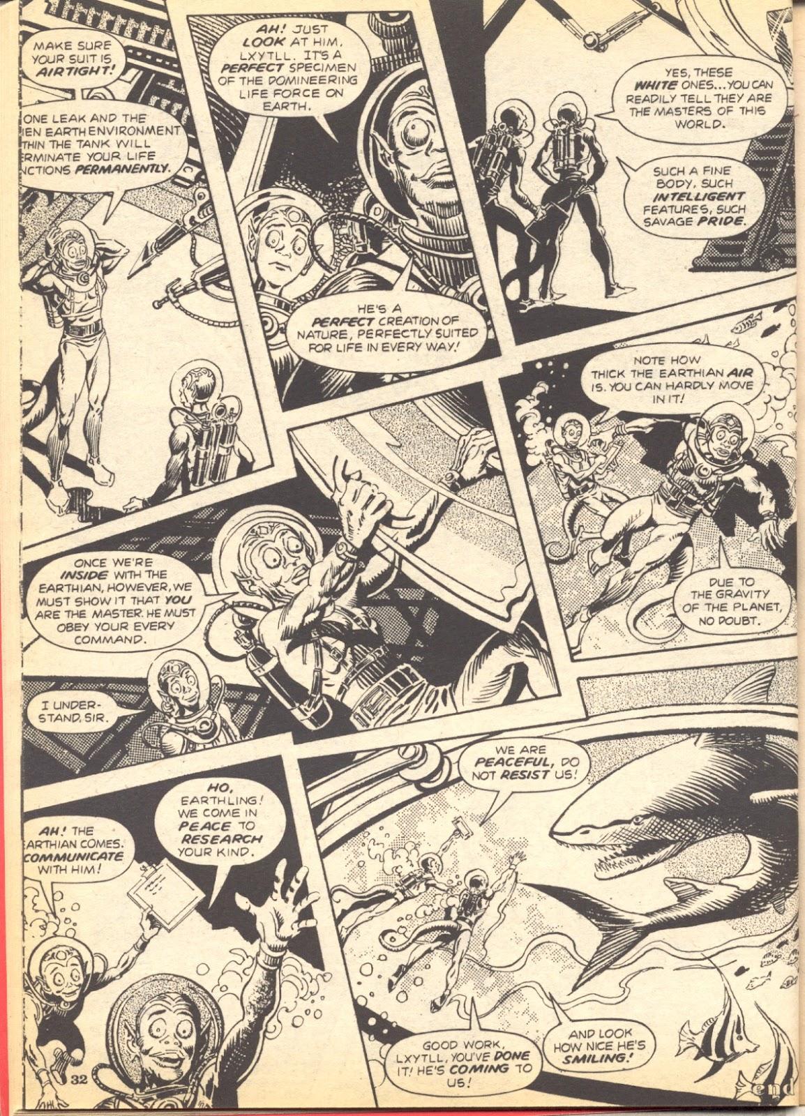 Creepy (1964) Issue #122 #122 - English 30
