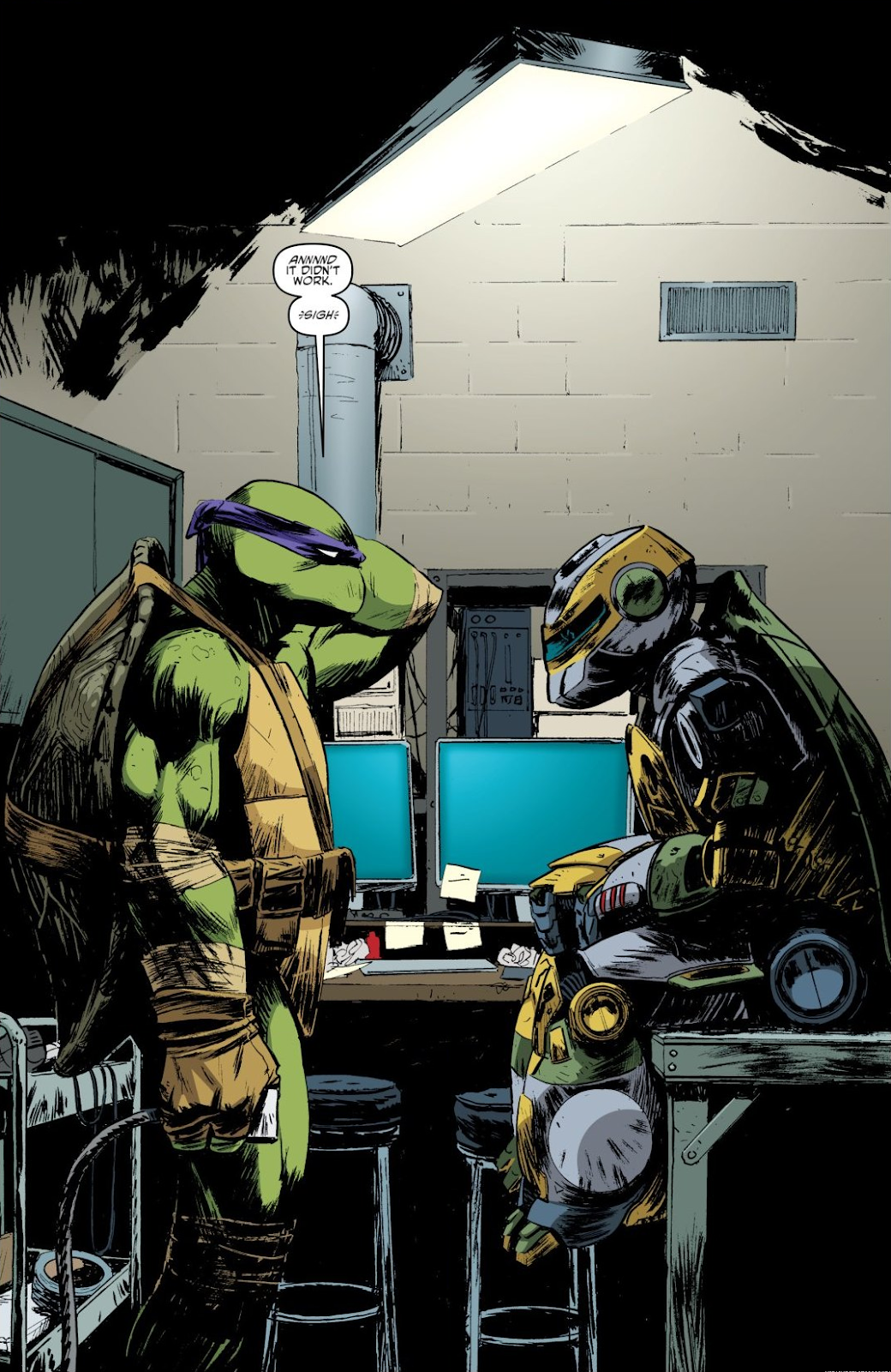 Read online Teenage Mutant Ninja Turtles: The IDW Collection comic -  Issue # TPB 8 (Part 4) - 40