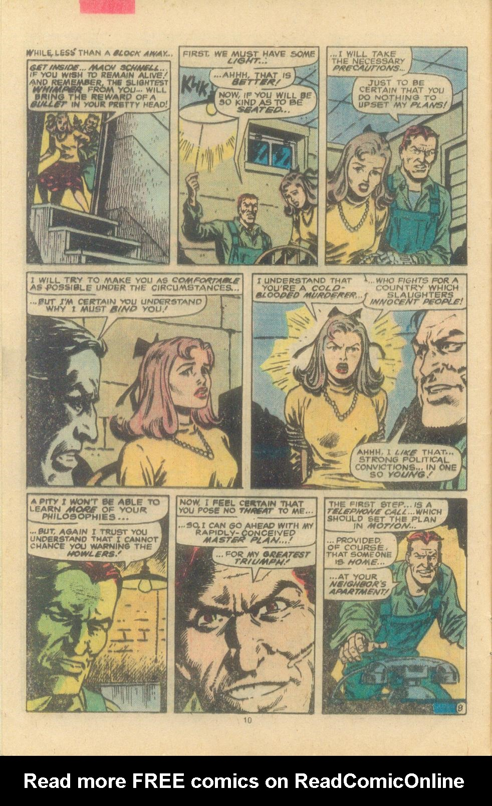 Read online Sgt. Fury comic -  Issue #163 - 12