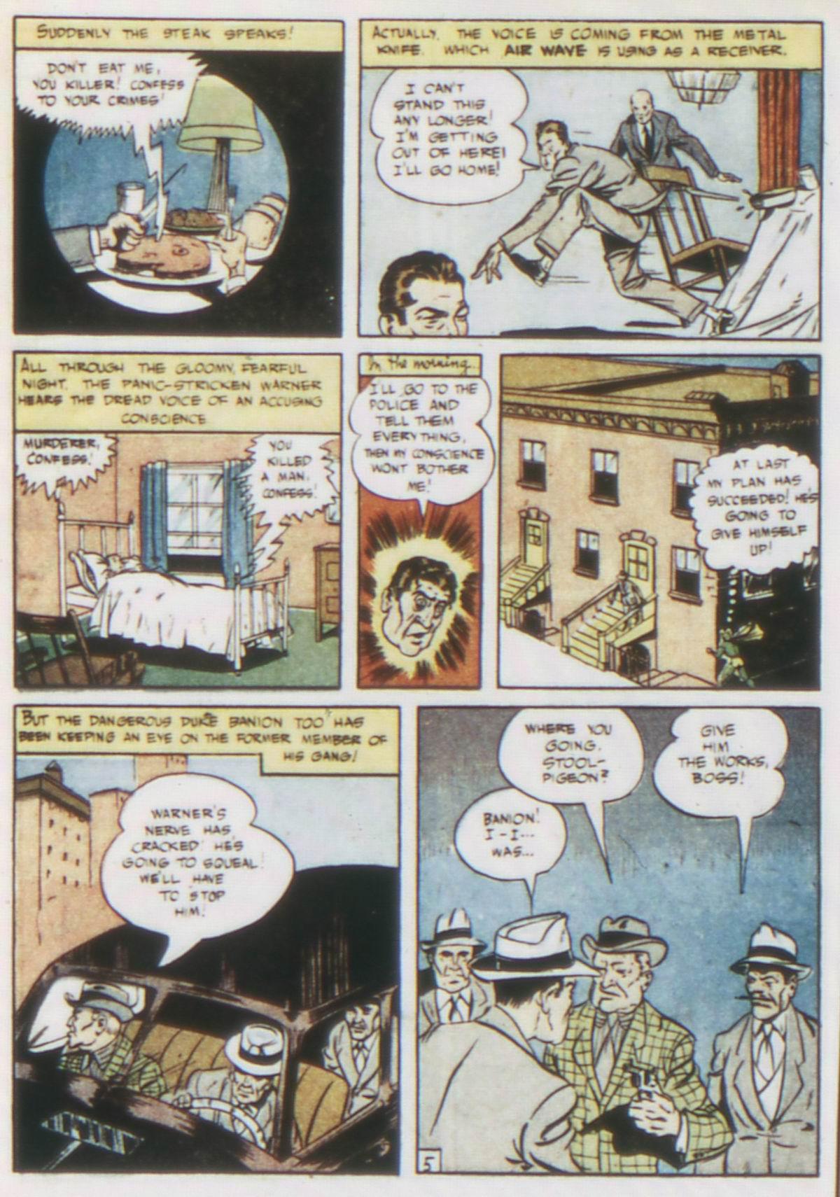 Read online Detective Comics (1937) comic -  Issue #75 - 54