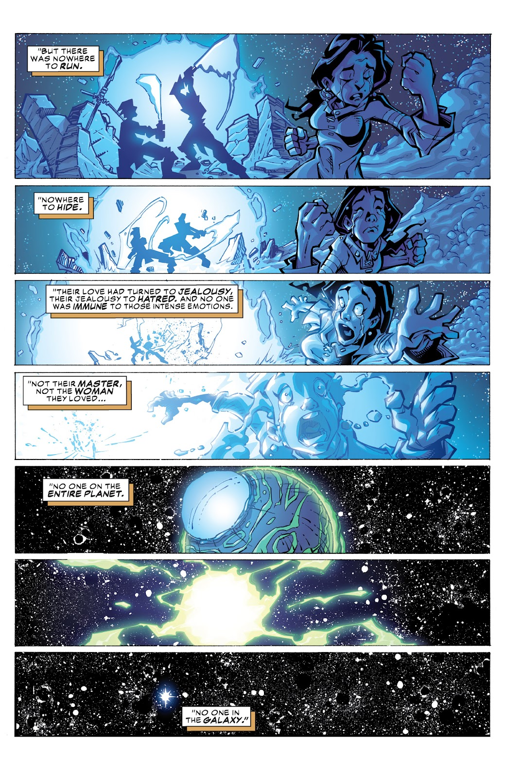 Read online Star Wars Legends: Rise of the Sith - Epic Collection comic -  Issue # TPB 1 (Part 3) - 8