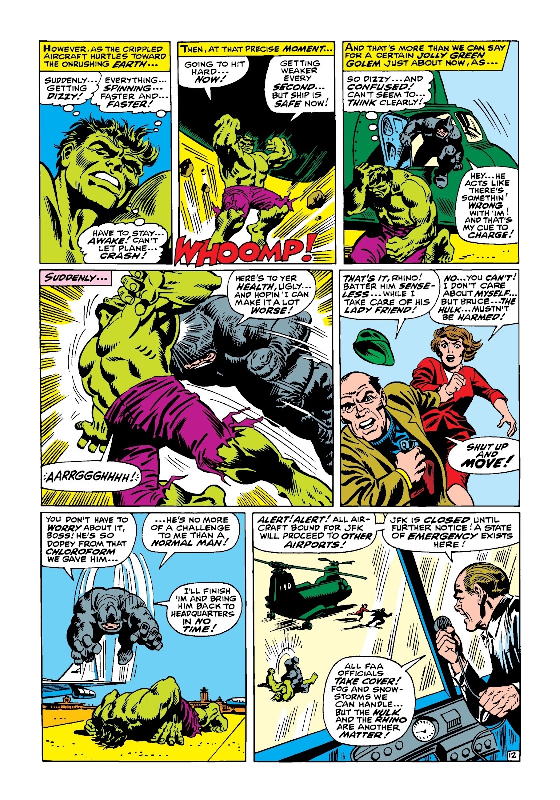 Read online Marvel Masterworks: The Incredible Hulk comic -  Issue # TPB 4 (Part 1) - 40