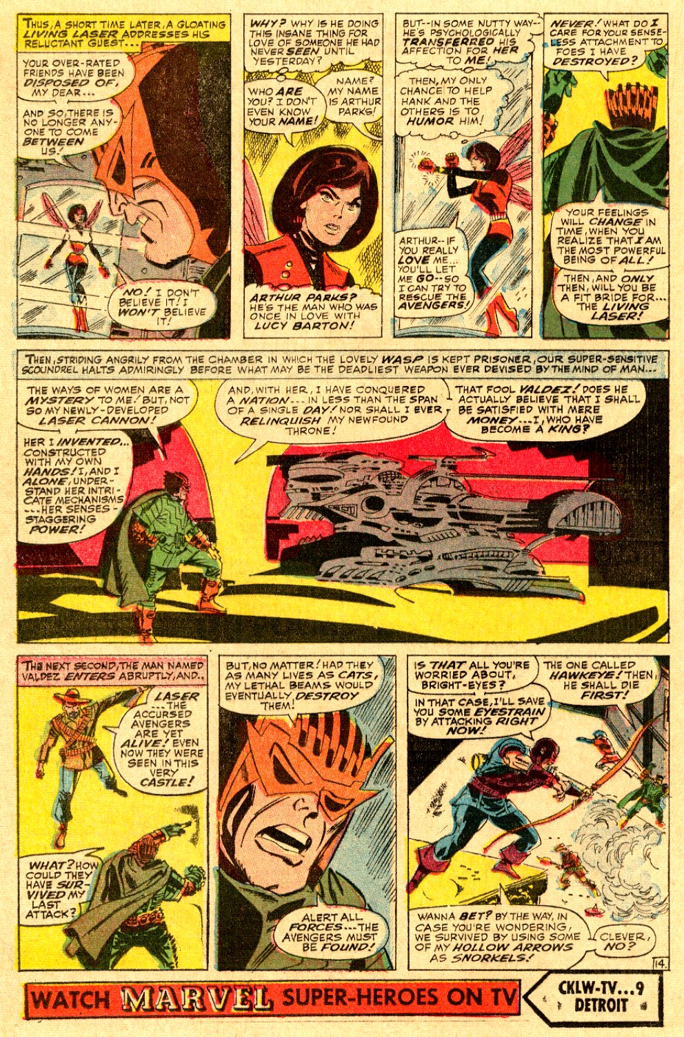 The Avengers (1963) 35 Page 15