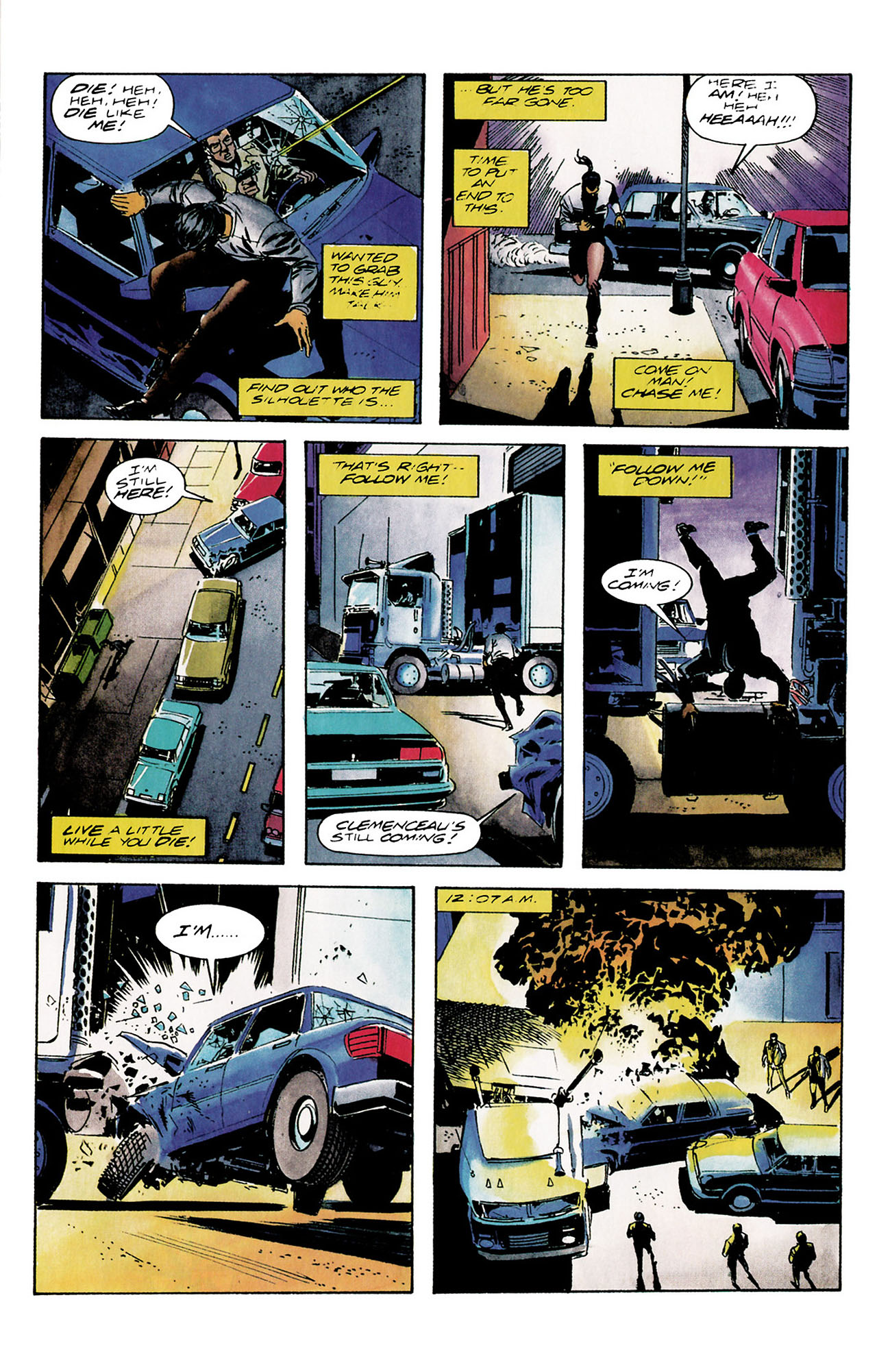 Read online Shadowman (1992) comic -  Issue #8 - 17