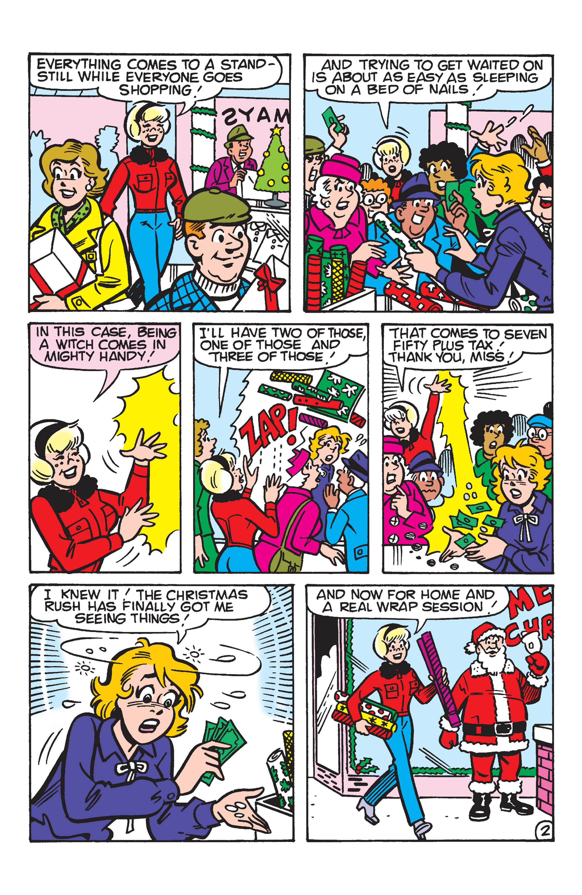 Read online Archie 75 Series comic -  Issue #2 - 35