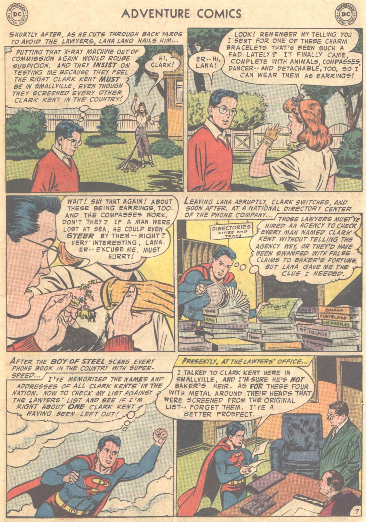 Read online Adventure Comics (1938) comic -  Issue #336 - 32