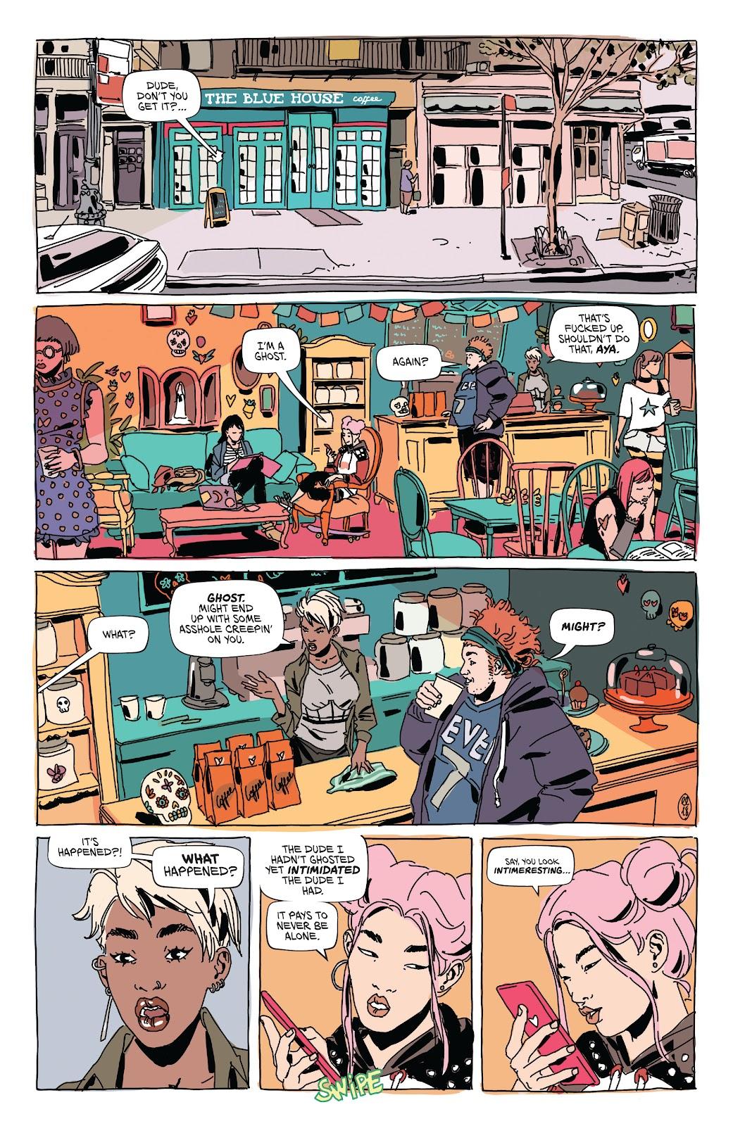 Read online Heartbeat comic -  Issue #1 - 32
