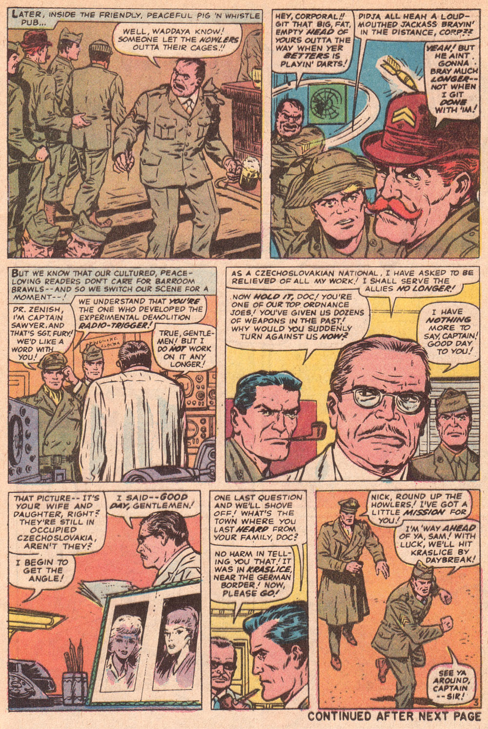 Read online Sgt. Fury comic -  Issue #80 - 5
