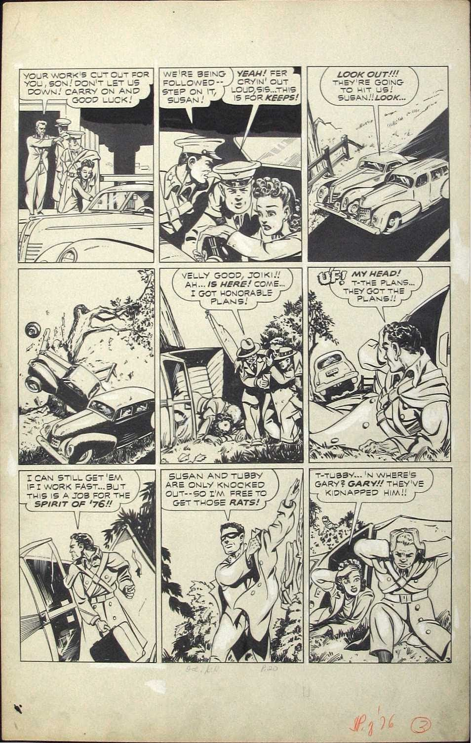 Green Hornet Comics issue 9 - Page 11