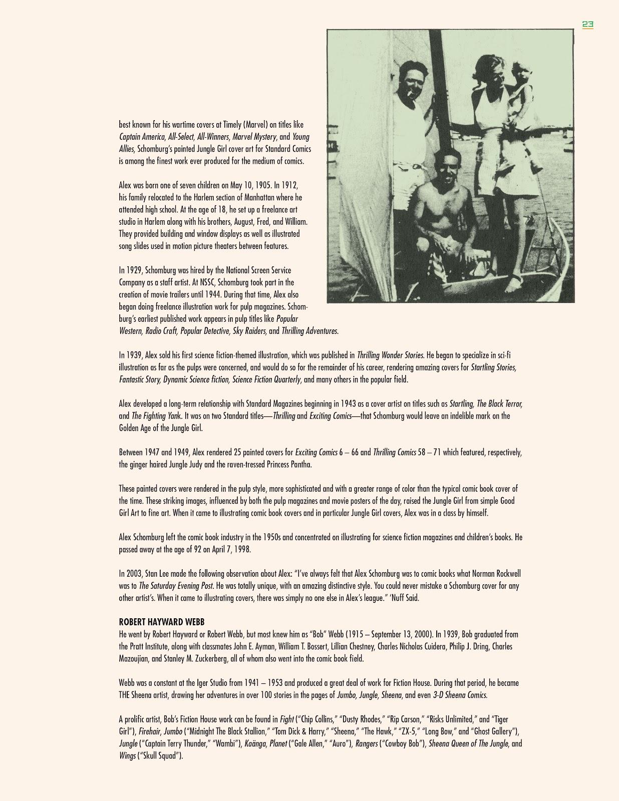 Read online Jungle Girls comic -  Issue # TPB (Part 1) - 25
