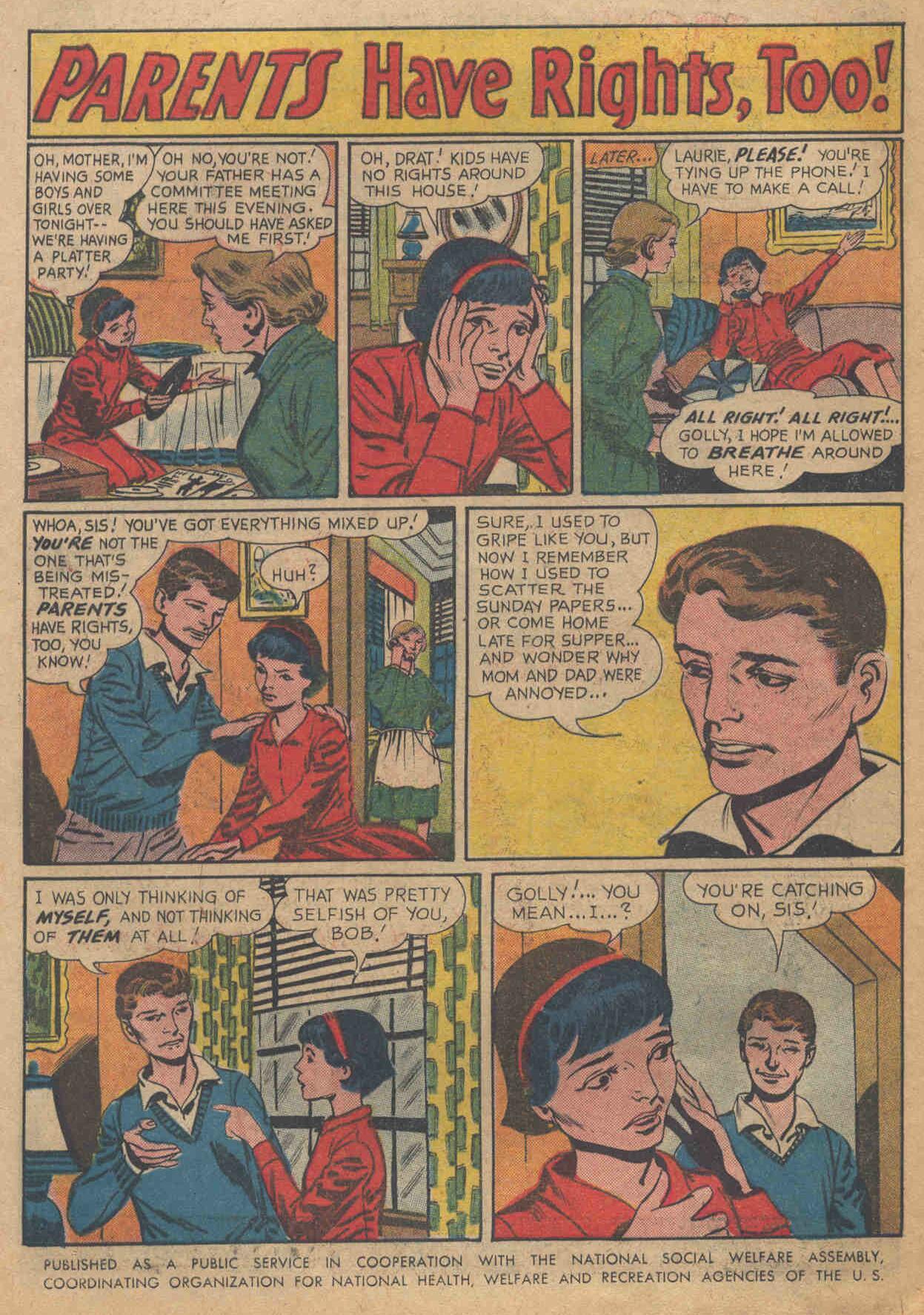 Read online Adventure Comics (1938) comic -  Issue #285 - 31