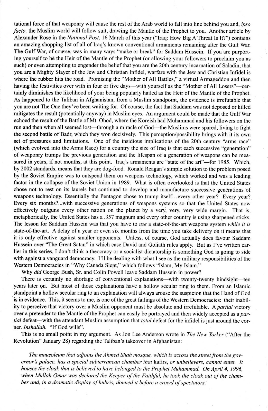 Cerebus Issue #280 #279 - English 30