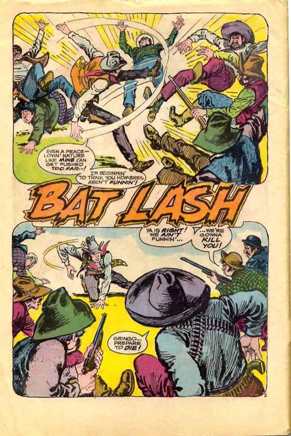 Bat Lash (1968) issue 4 - Page 4