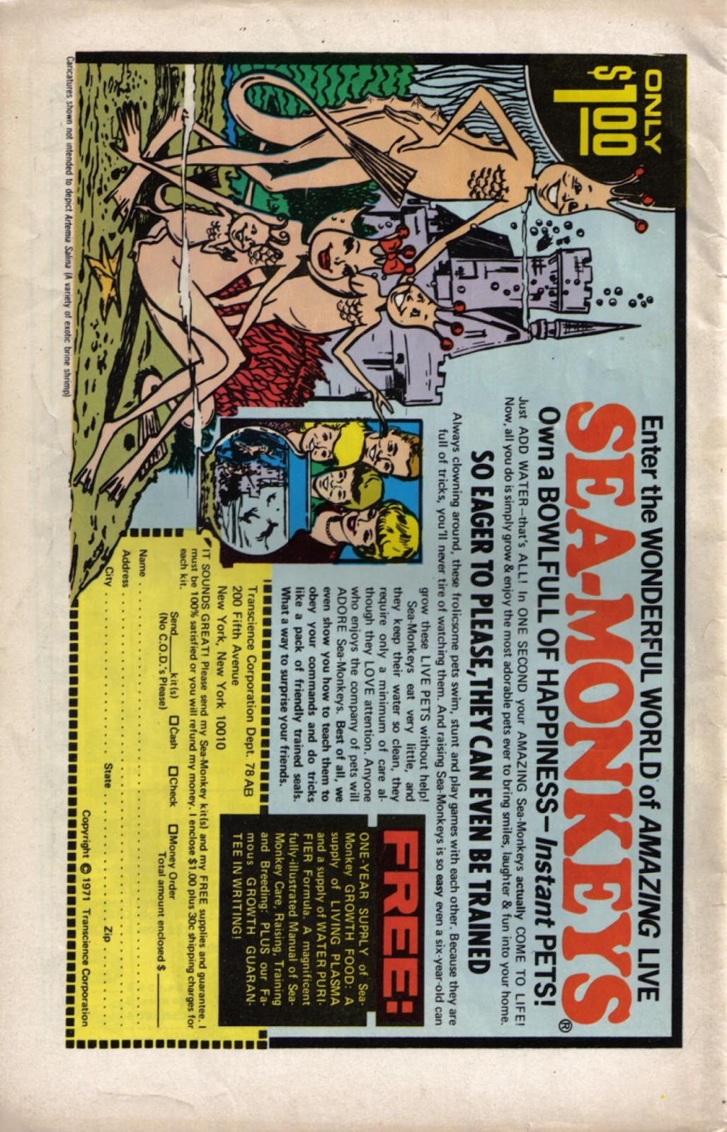 Read online Doomsday   1 (1975) comic -  Issue #11 - 36