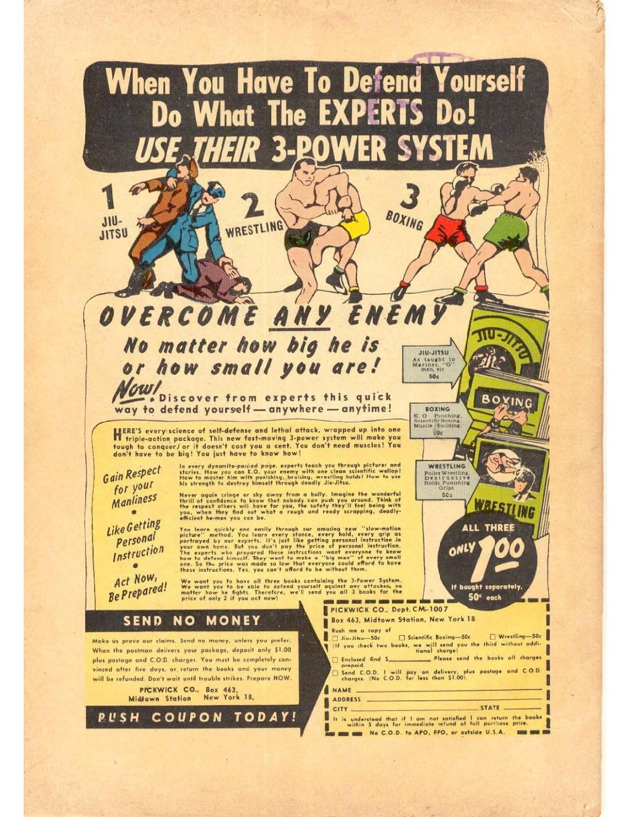 Spellbound (1952) issue 7 - Page 36