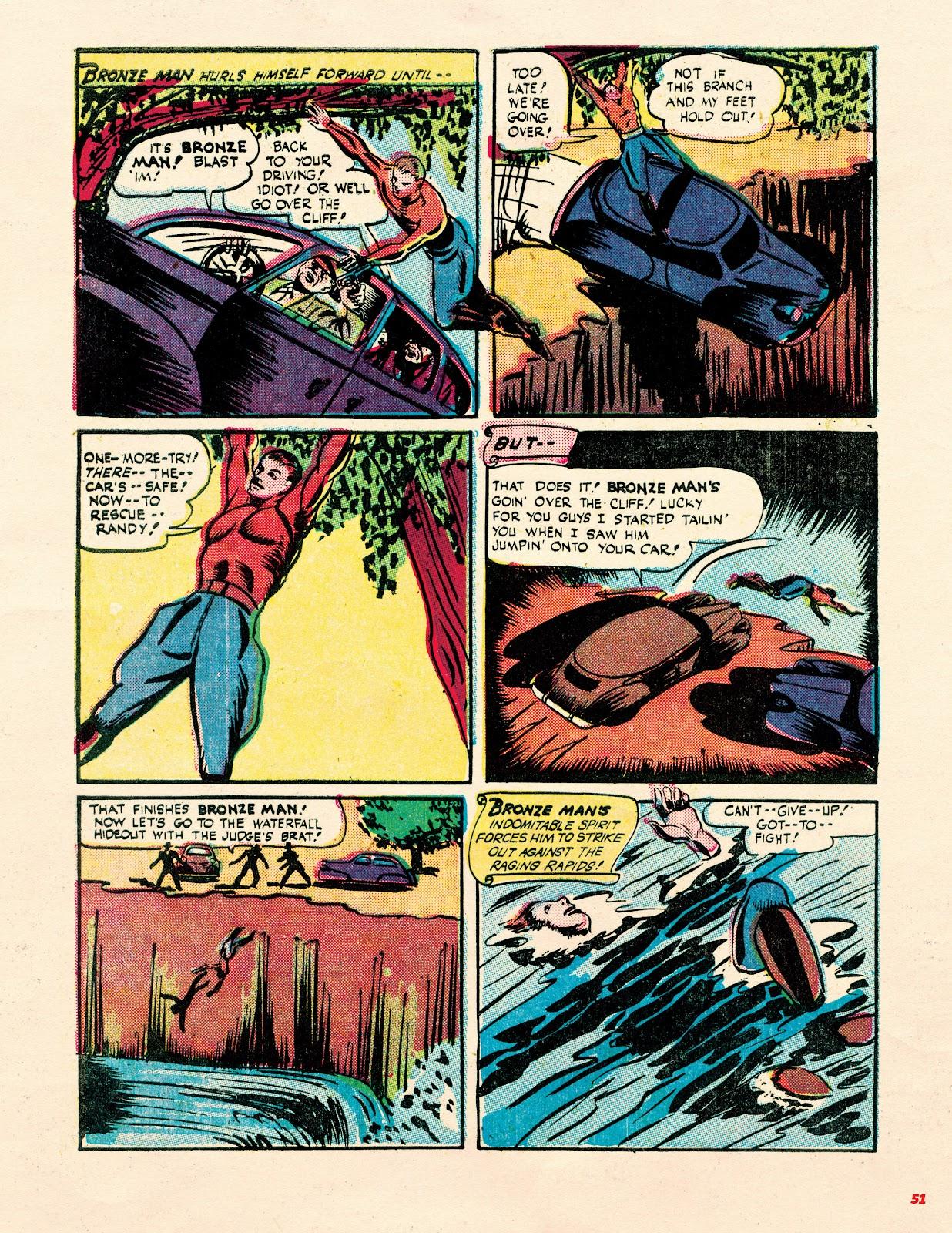 Read online Super Weird Heroes comic -  Issue # TPB 1 (Part 1) - 50