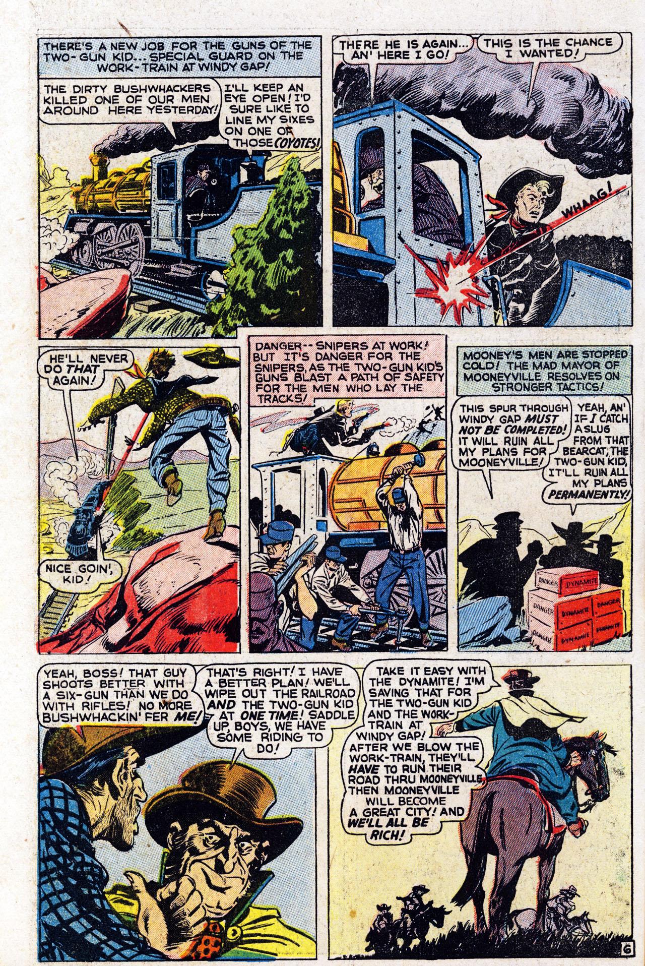 Read online Two-Gun Kid comic -  Issue #7 - 30