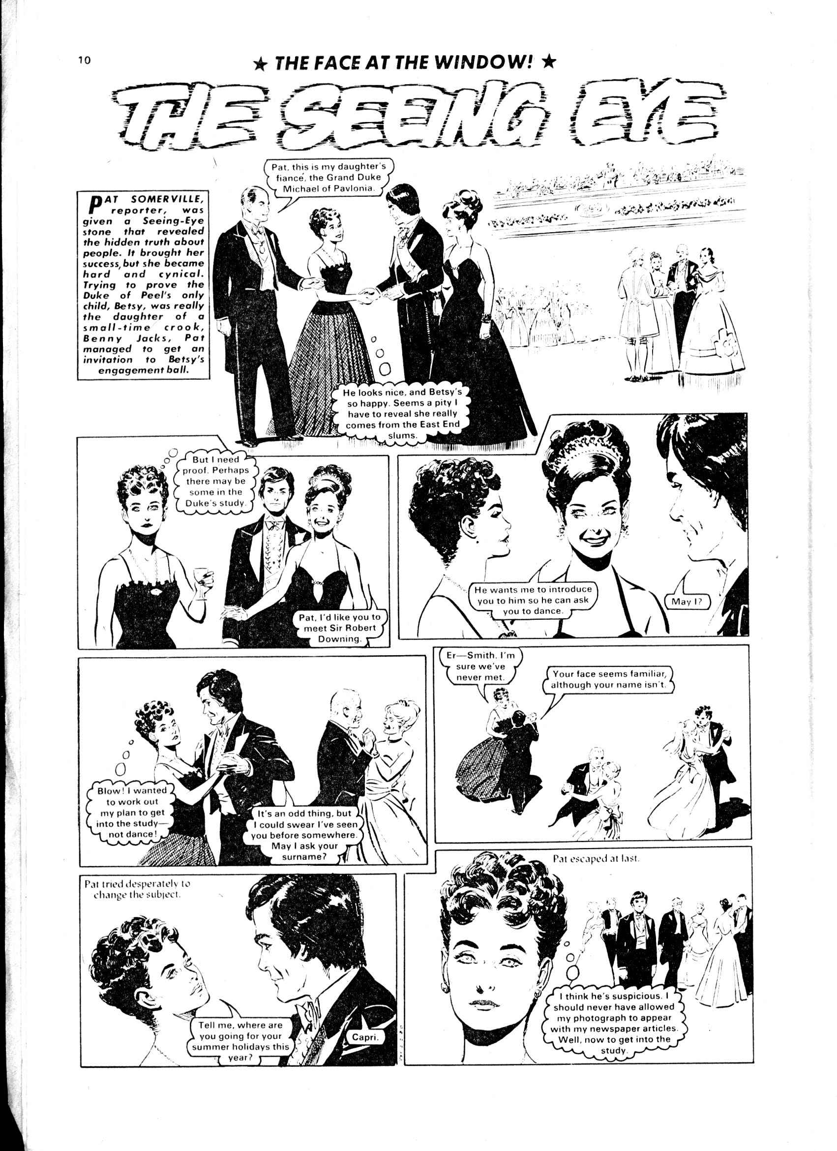 Read online Judy comic -  Issue #1047 - 10