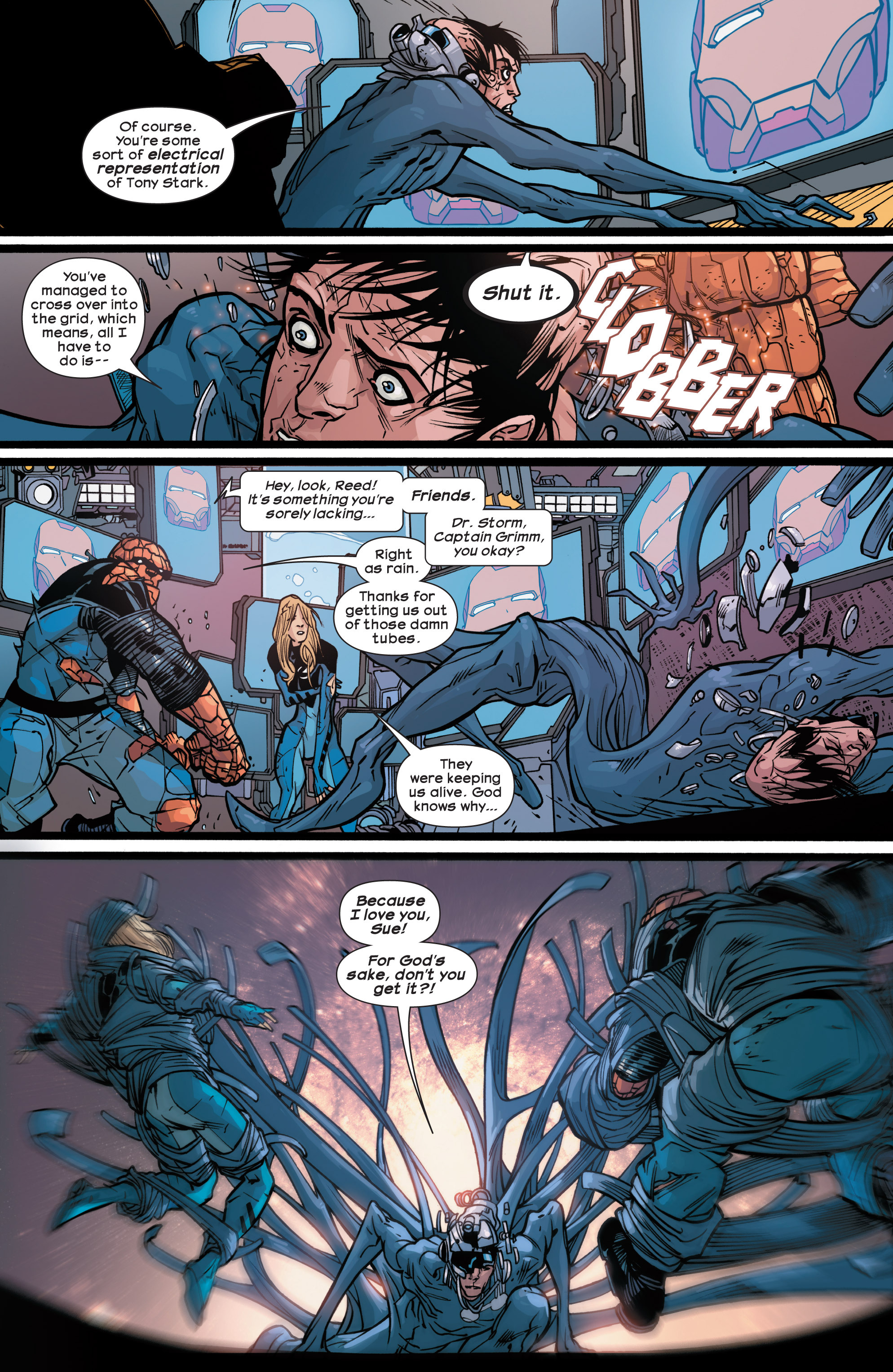 Read online Ultimate Comics Ultimates comic -  Issue #29 - 16