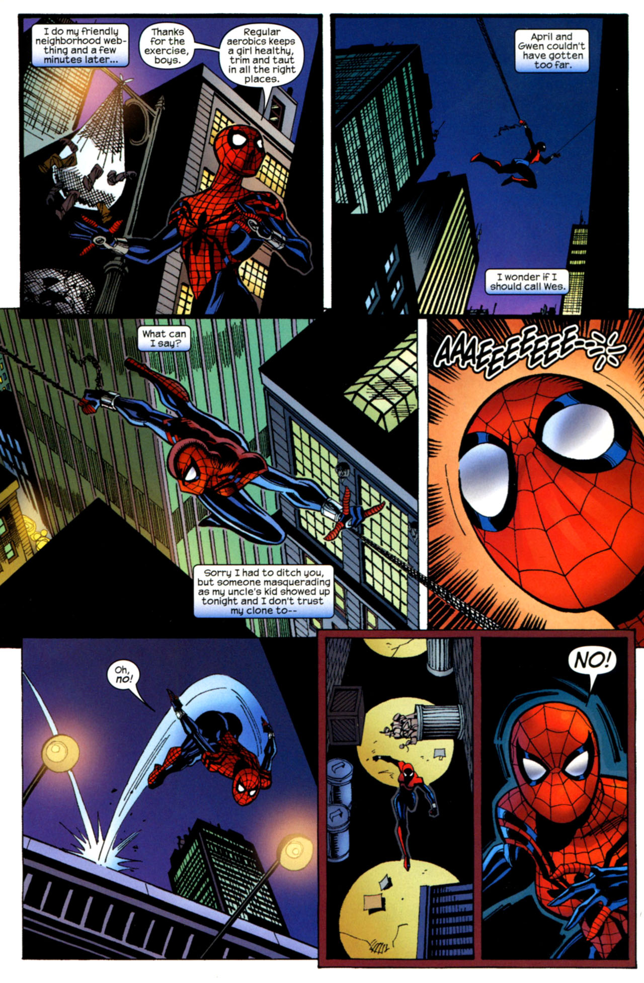 Read online Amazing Spider-Man Family comic -  Issue #5 - 23