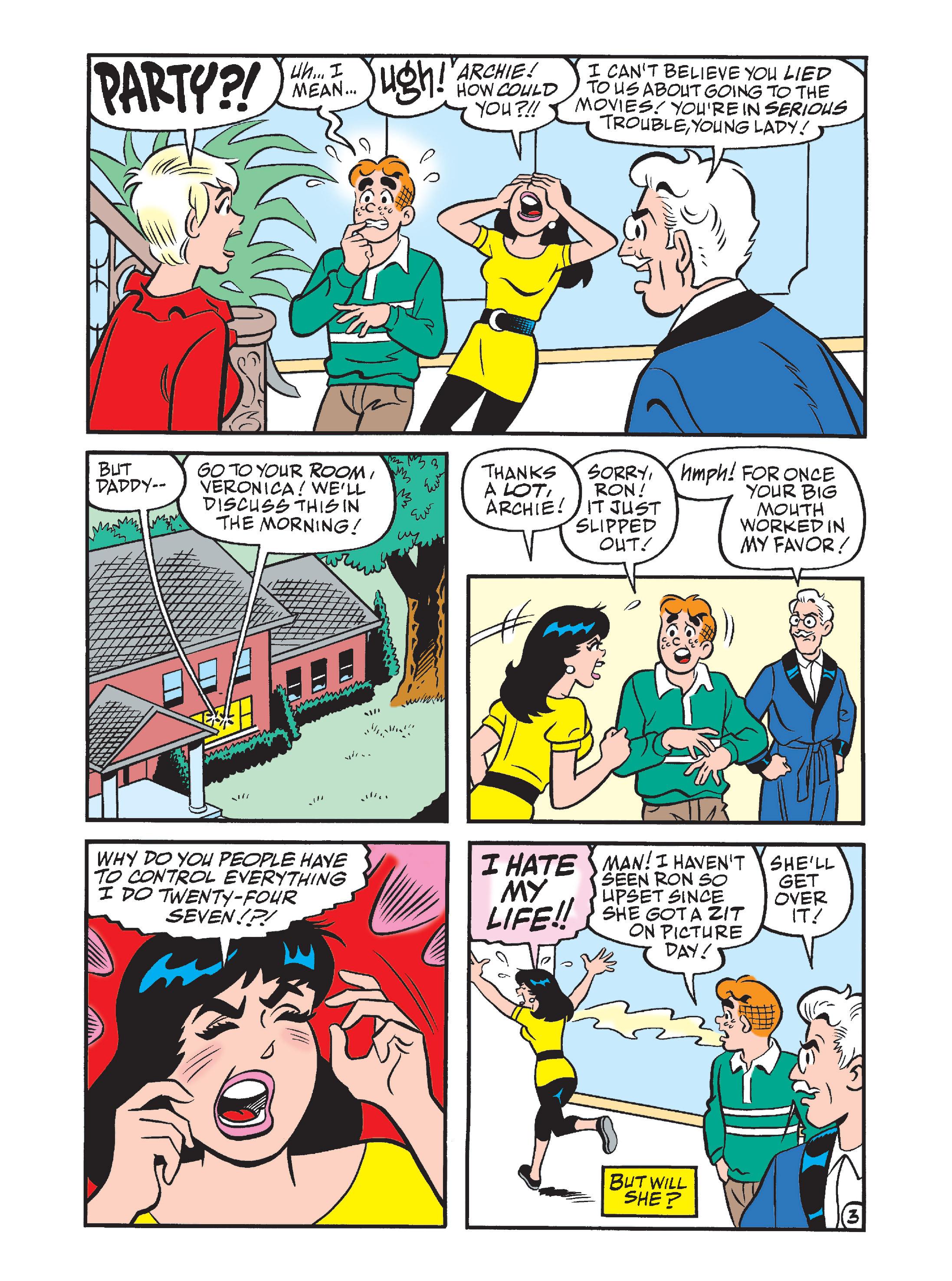 Read online Archie 1000 Page Comics Bonanza comic -  Issue #1 (Part 1) - 43