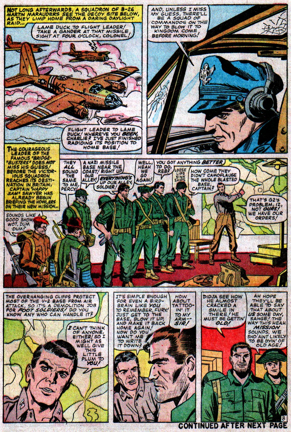 Read online Sgt. Fury comic -  Issue #14 - 12