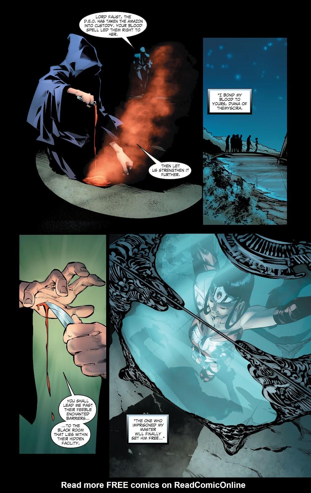 Read online Smallville Season 11 [II] comic -  Issue # TPB 5 - 68