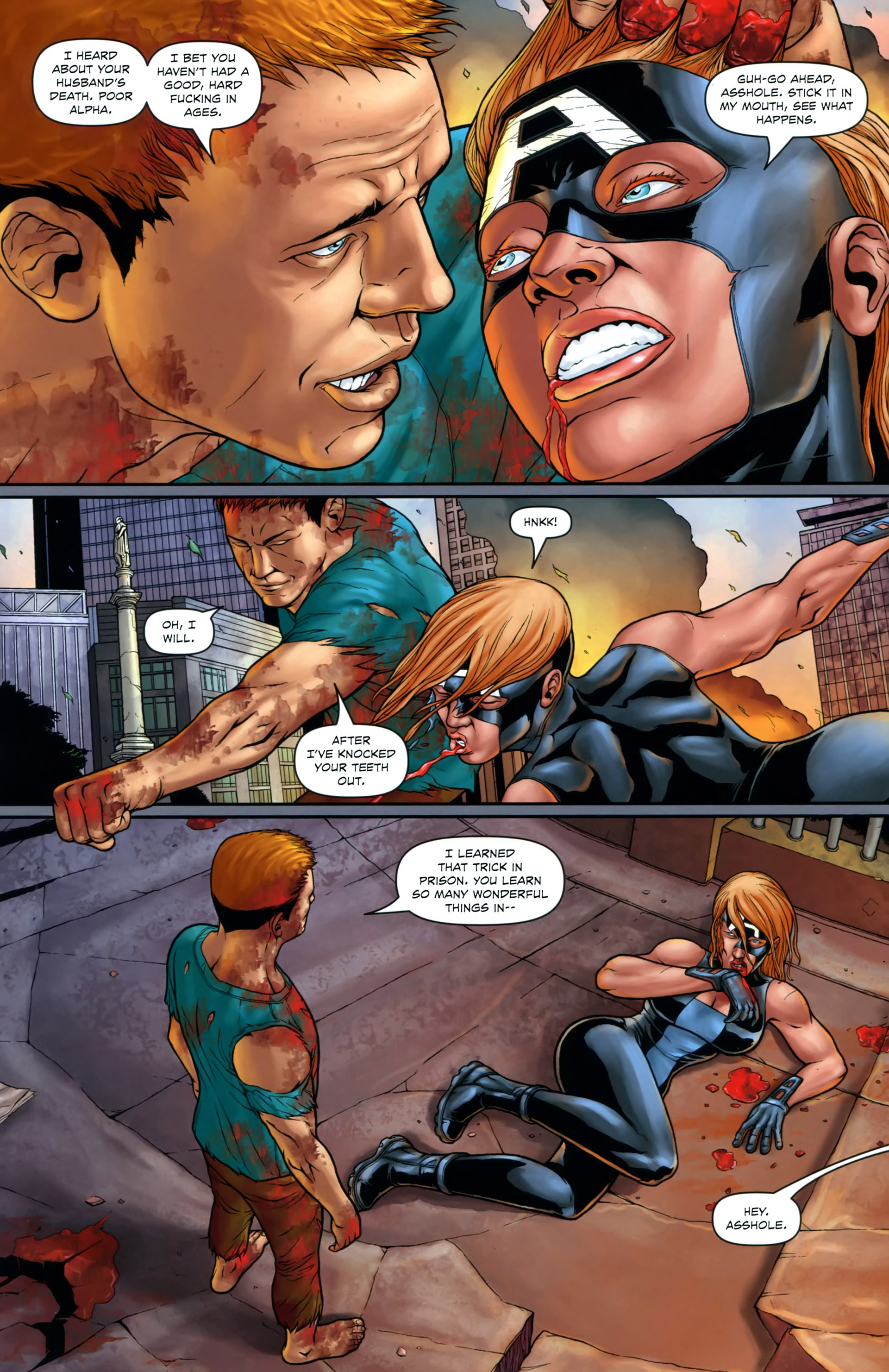 Read online Absolution: Rubicon comic -  Issue #2 - 11