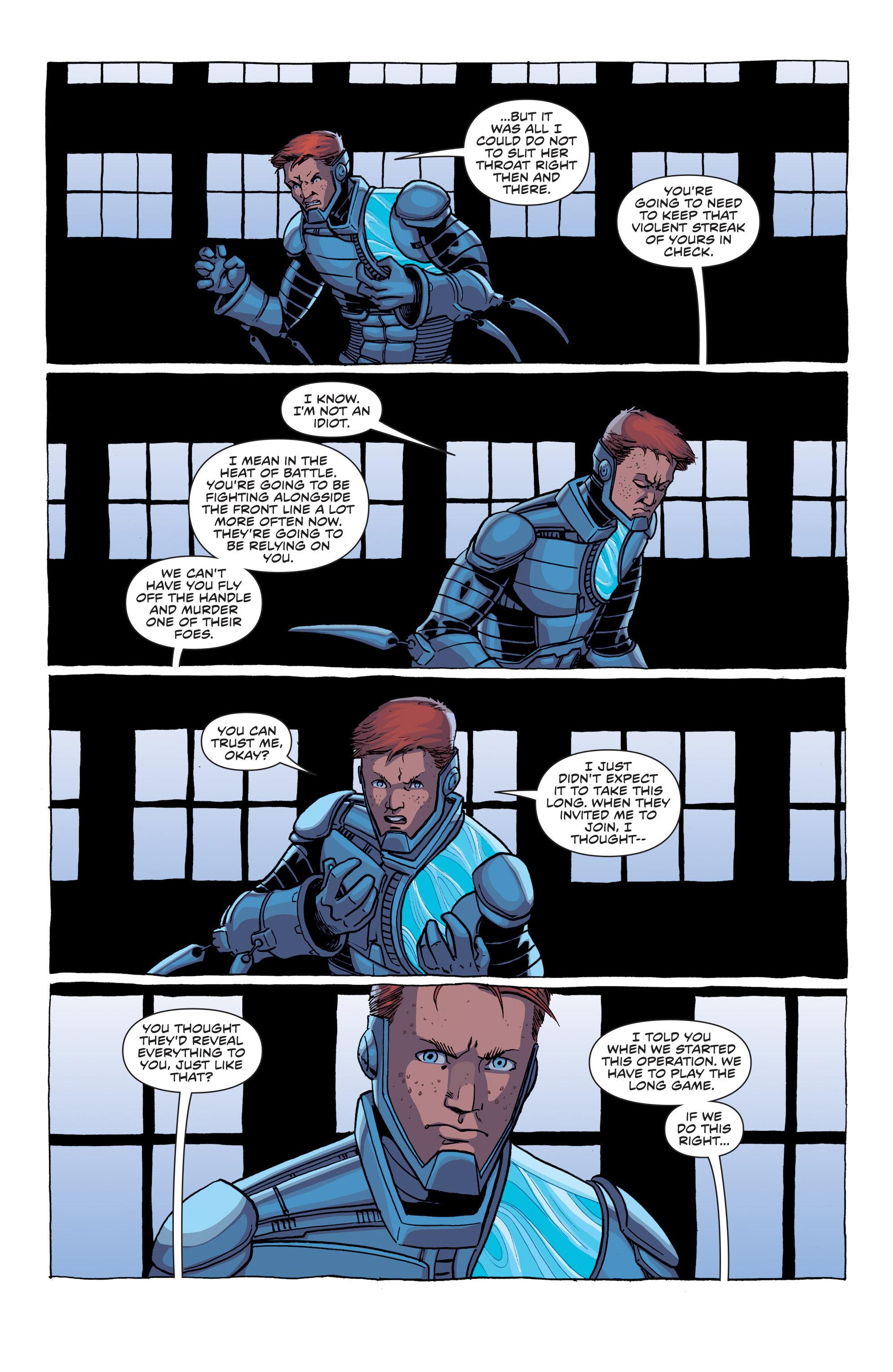Read online Secret Identities comic -  Issue # _TPB - 31