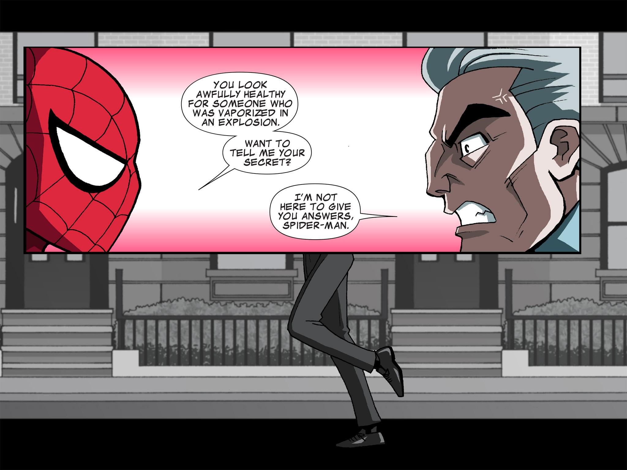 Read online Ultimate Spider-Man (Infinite Comics) (2015) comic -  Issue #5 - 17