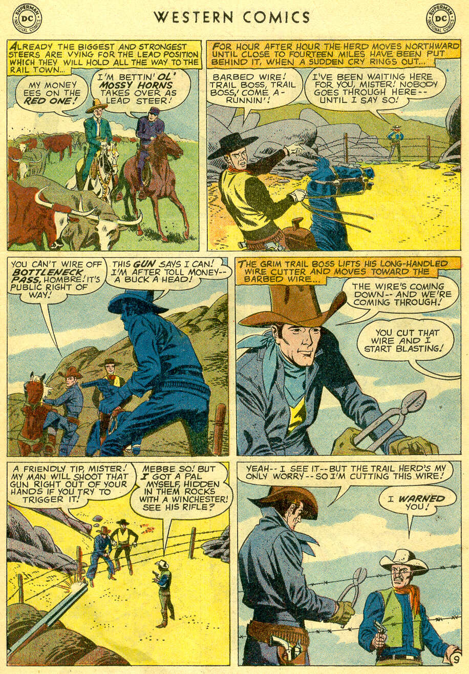 Western Comics issue 77 - Page 11
