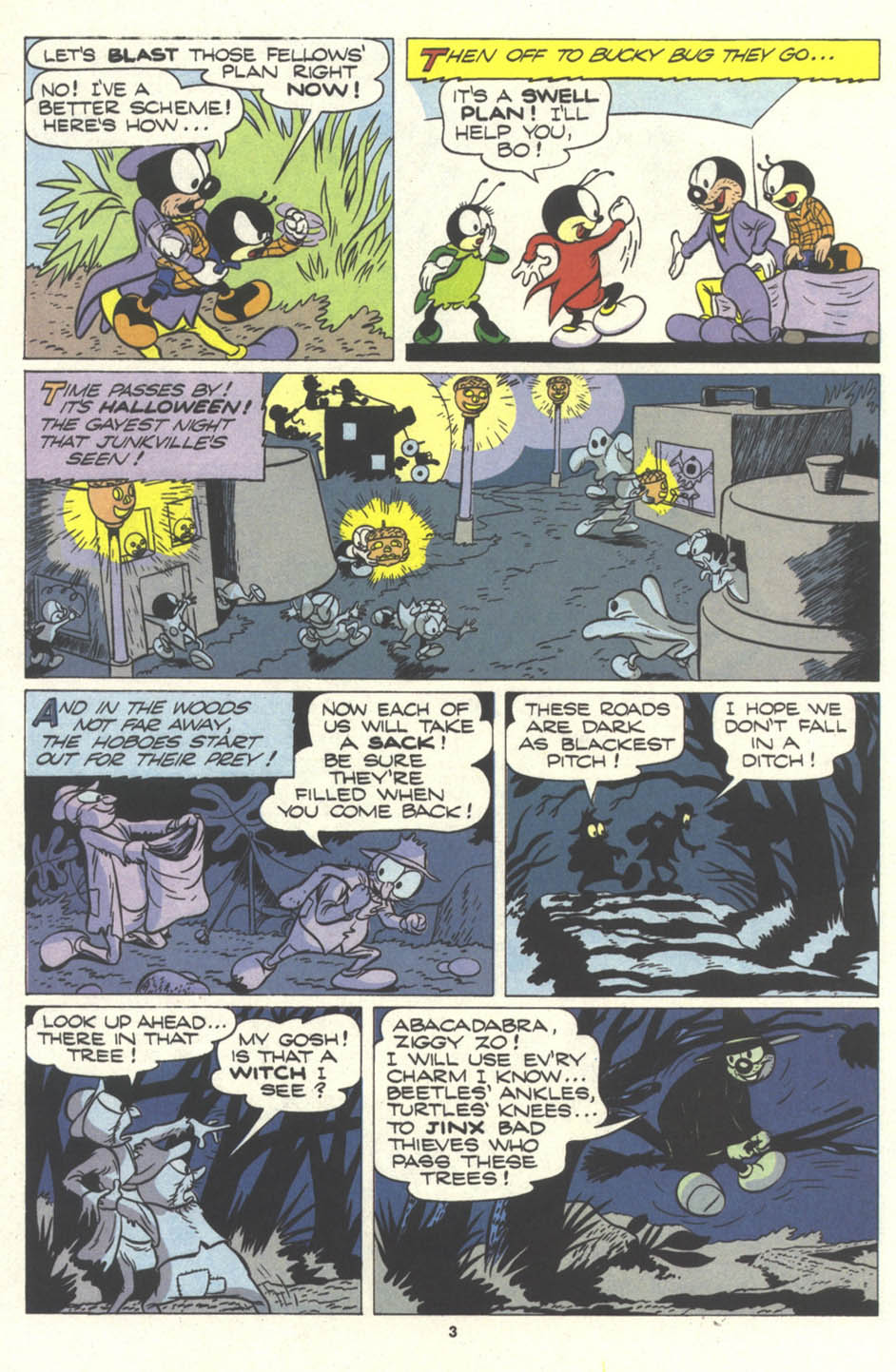 Walt Disney's Comics and Stories issue 554 - Page 18