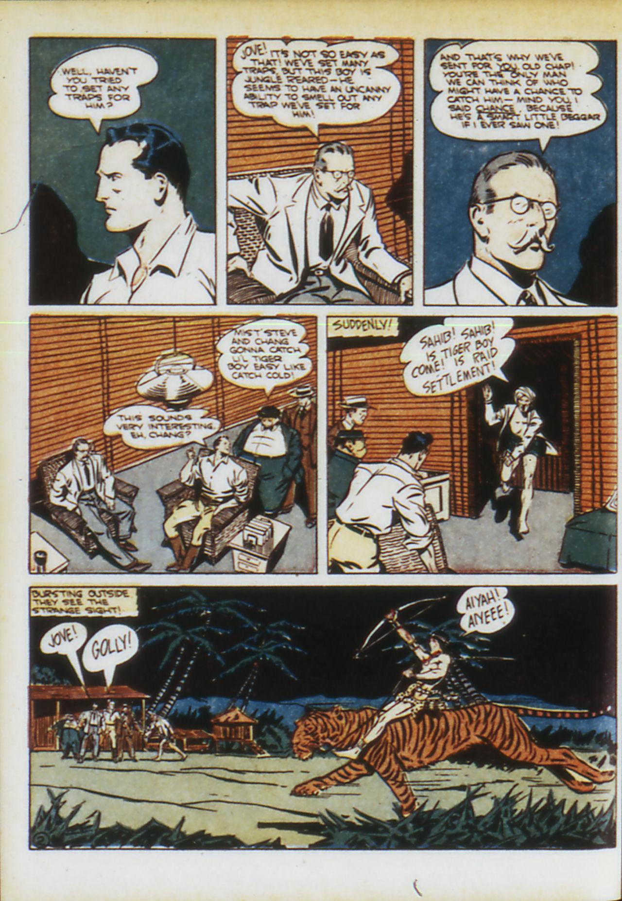 Read online Adventure Comics (1938) comic -  Issue #74 - 27