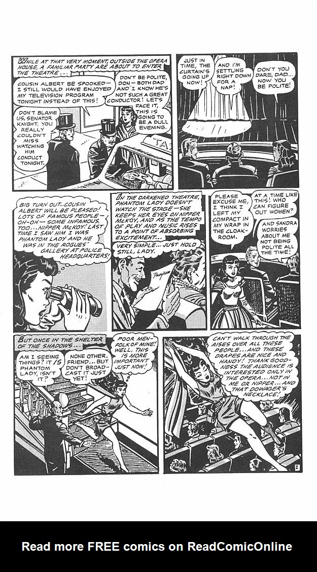 Read online Golden-Age Men of Mystery comic -  Issue #4 - 38