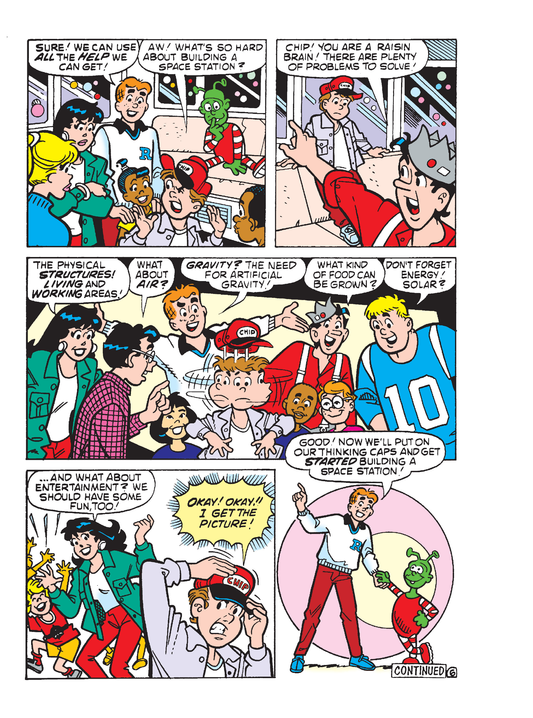 Read online Archie 1000 Page Comics Blowout! comic -  Issue # TPB (Part 4) - 157