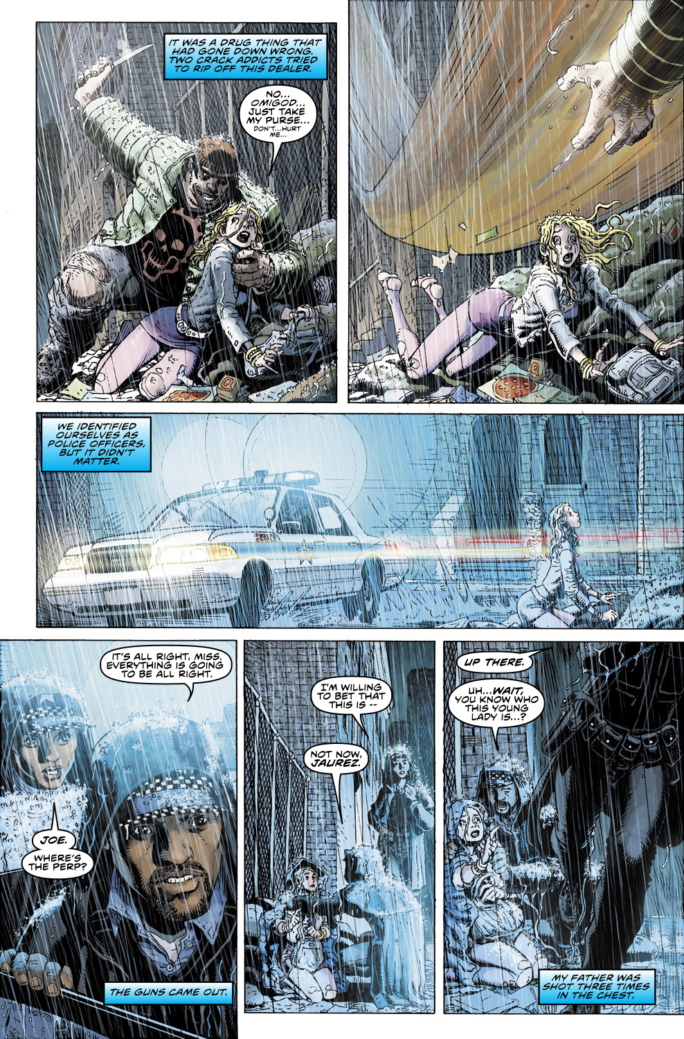 Read online Ultimate X comic -  Issue #3 - 4