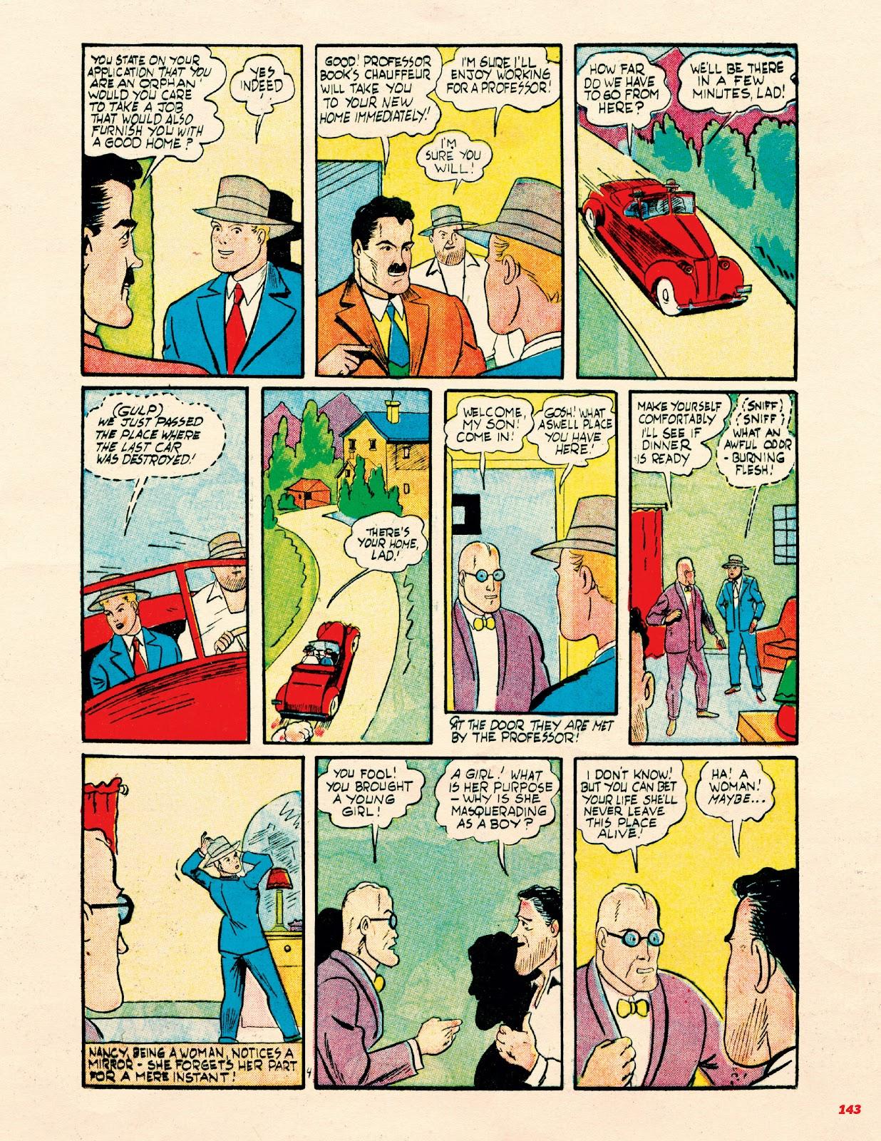 Read online Super Weird Heroes comic -  Issue # TPB 1 (Part 2) - 43