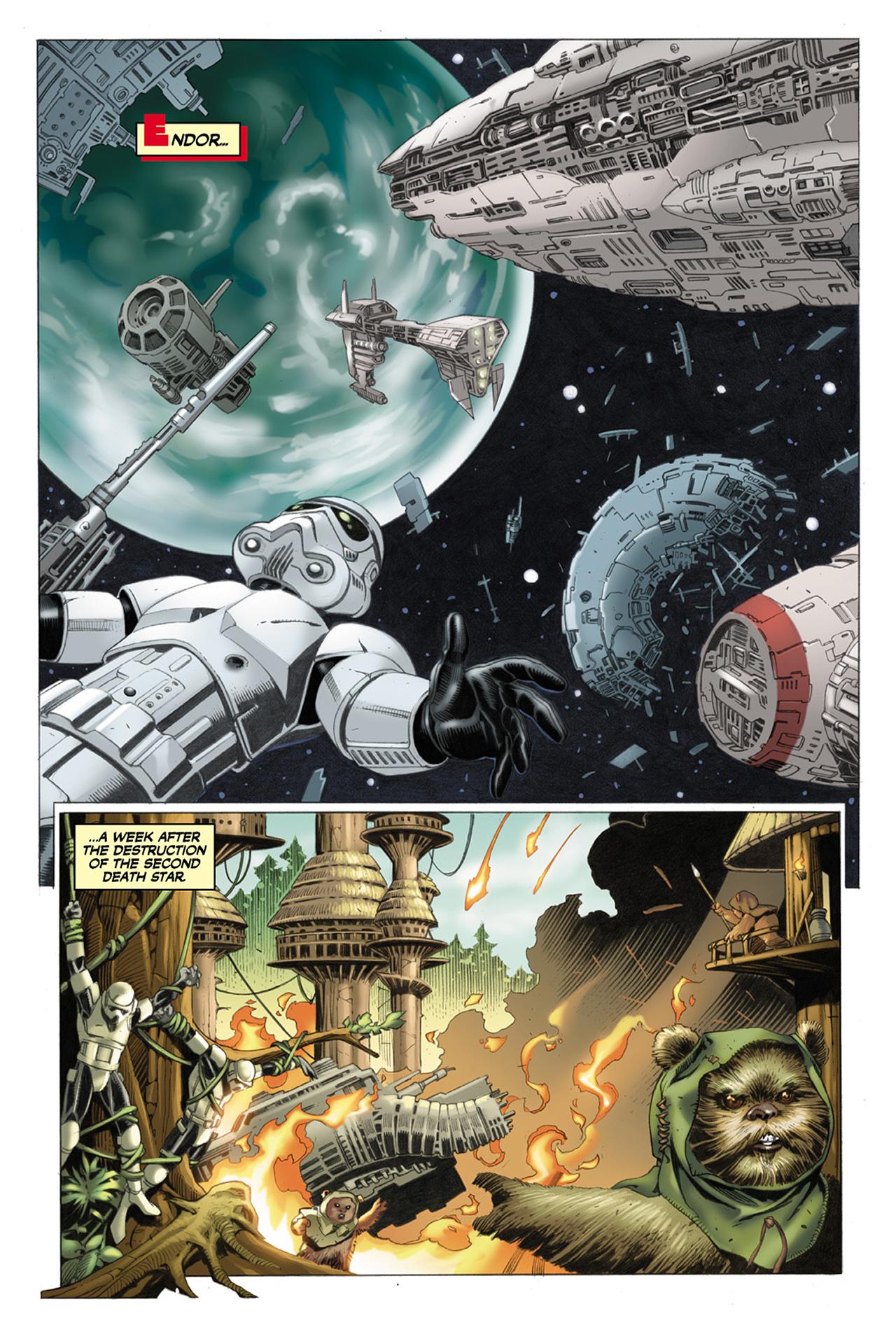 Read online Star Wars Omnibus comic -  Issue # Vol. 1 - 8
