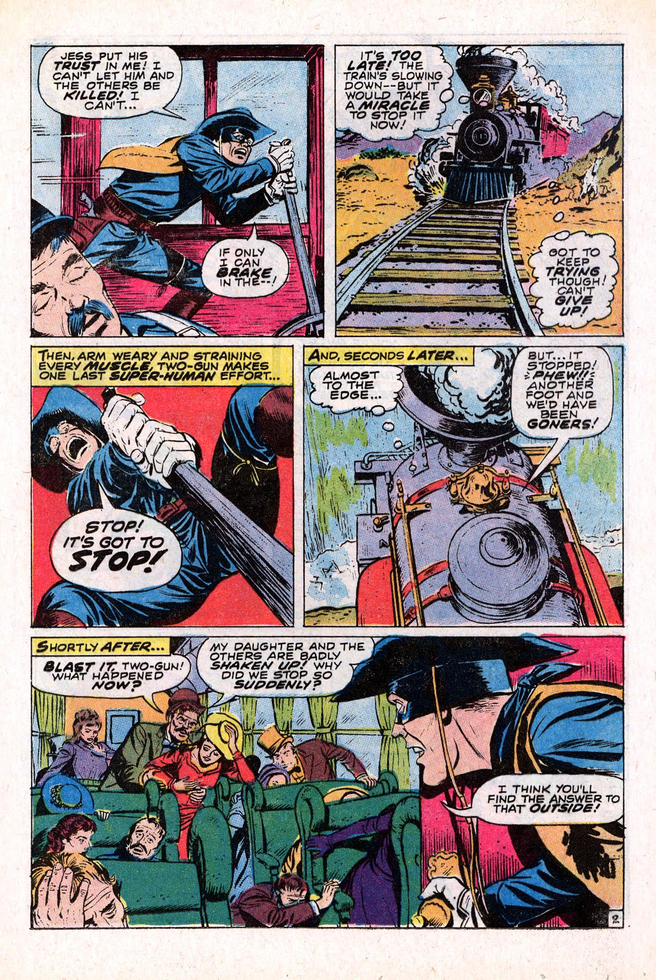 Read online Two-Gun Kid comic -  Issue #98 - 17