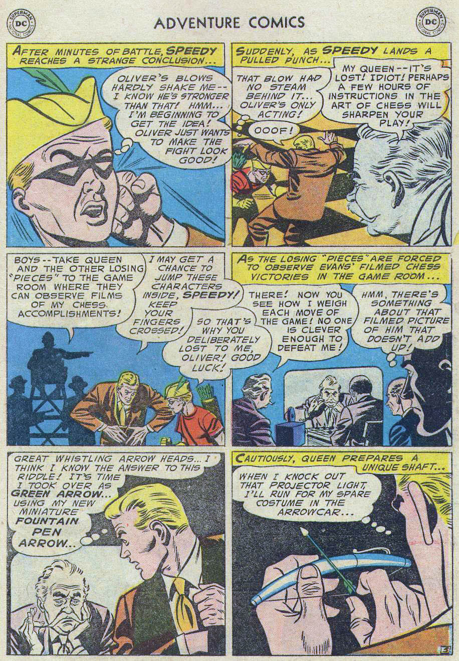 Read online Adventure Comics (1938) comic -  Issue #219 - 65