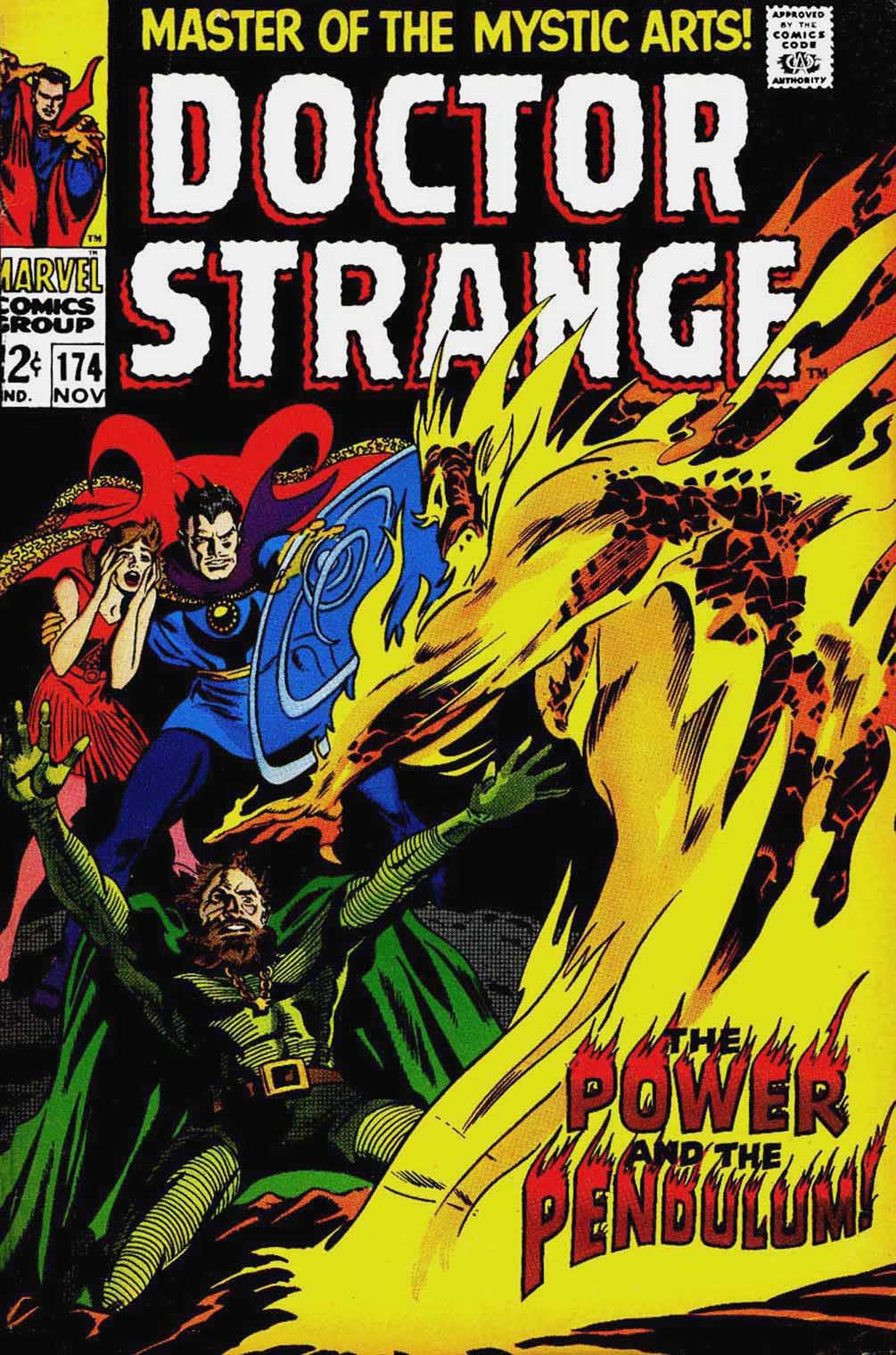 Doctor Strange (1968) issue 174 - Page 1