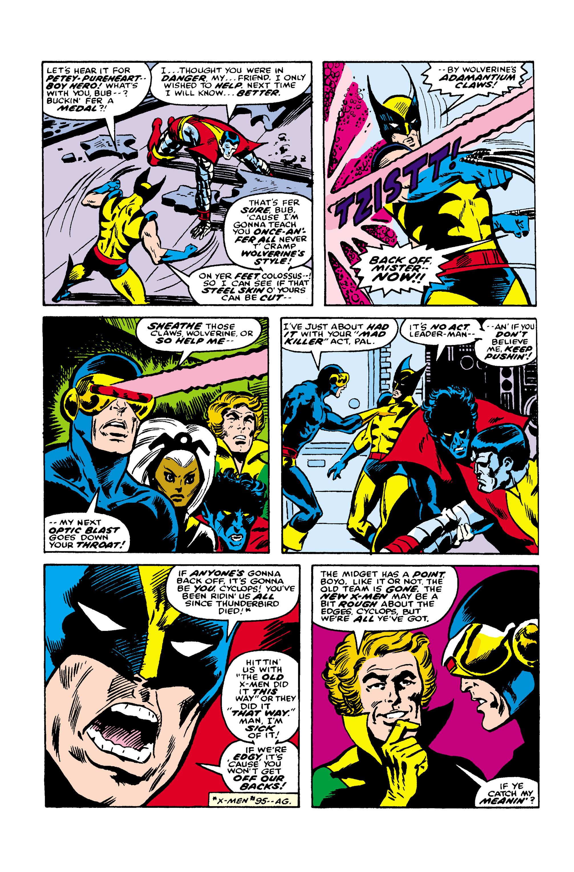 Read online Uncanny X-Men (1963) comic -  Issue #106 - 5